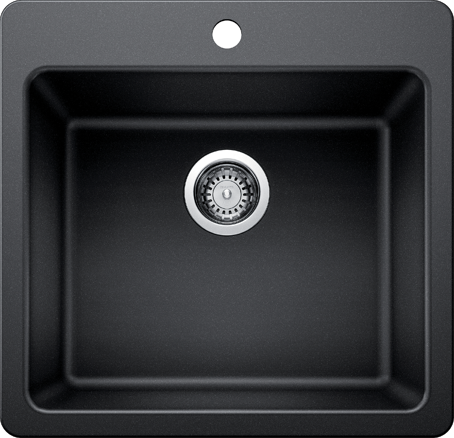 Luxart Collection - LUXART Standard Single Bowl Drop-in Sink